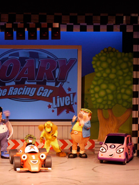 Roary the Racing Car Live